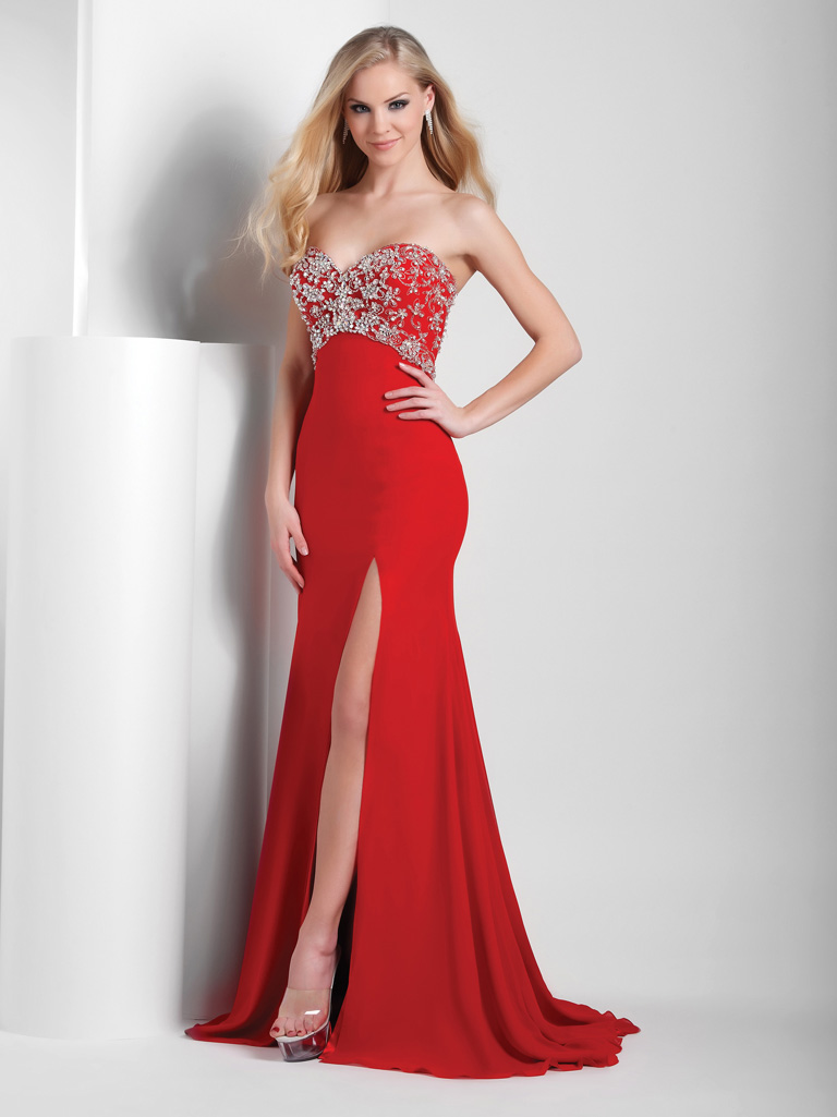 Red Crown Collection Pageant Dress 6118: PageantDesigns.com