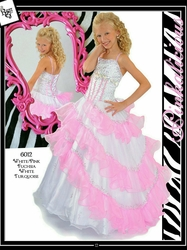 Ritzee Girls Pageant Dresses in Fabulously Fruity Flavors!