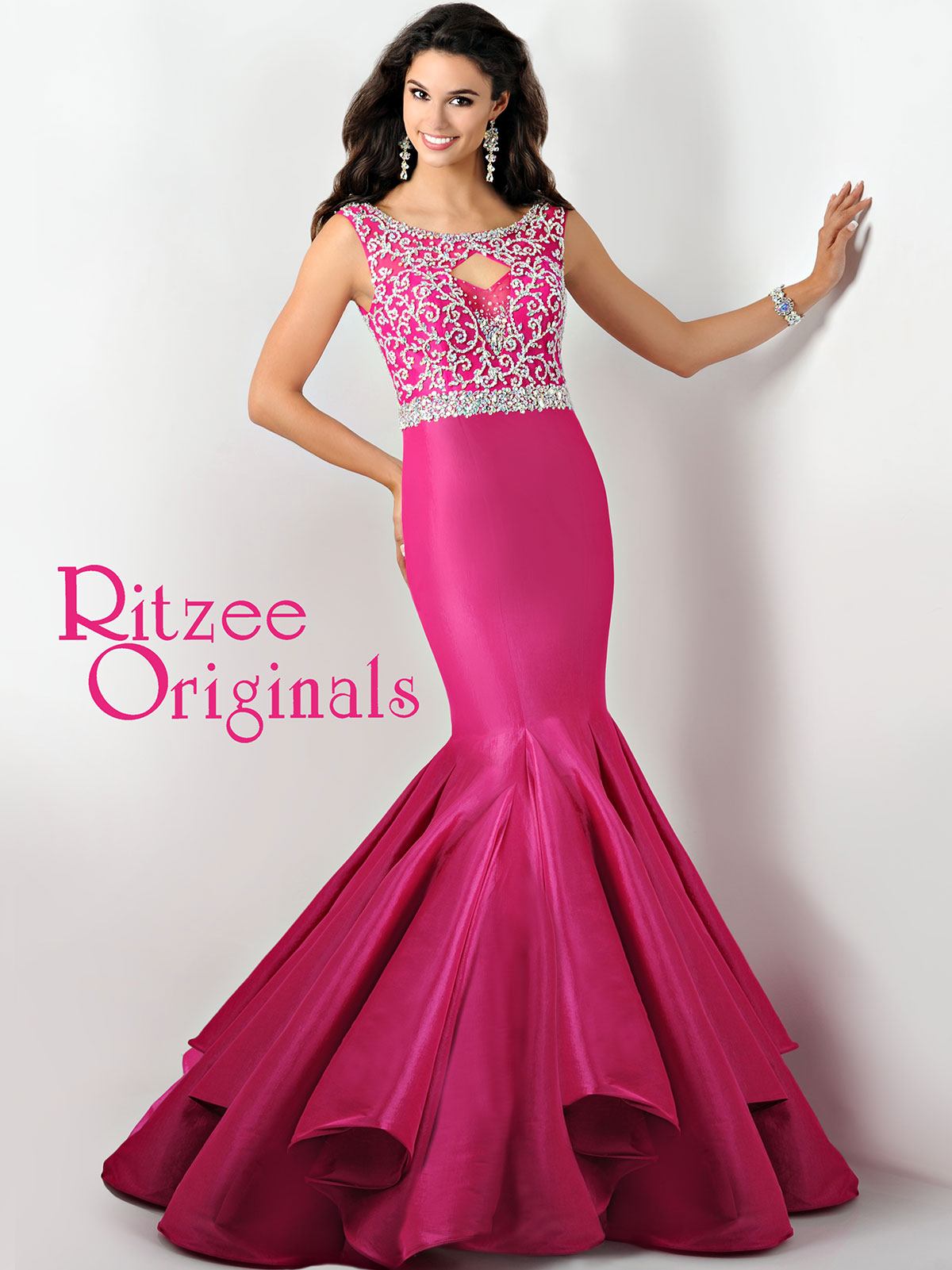 Magenta Pageant Dresses – Dresses for Woman