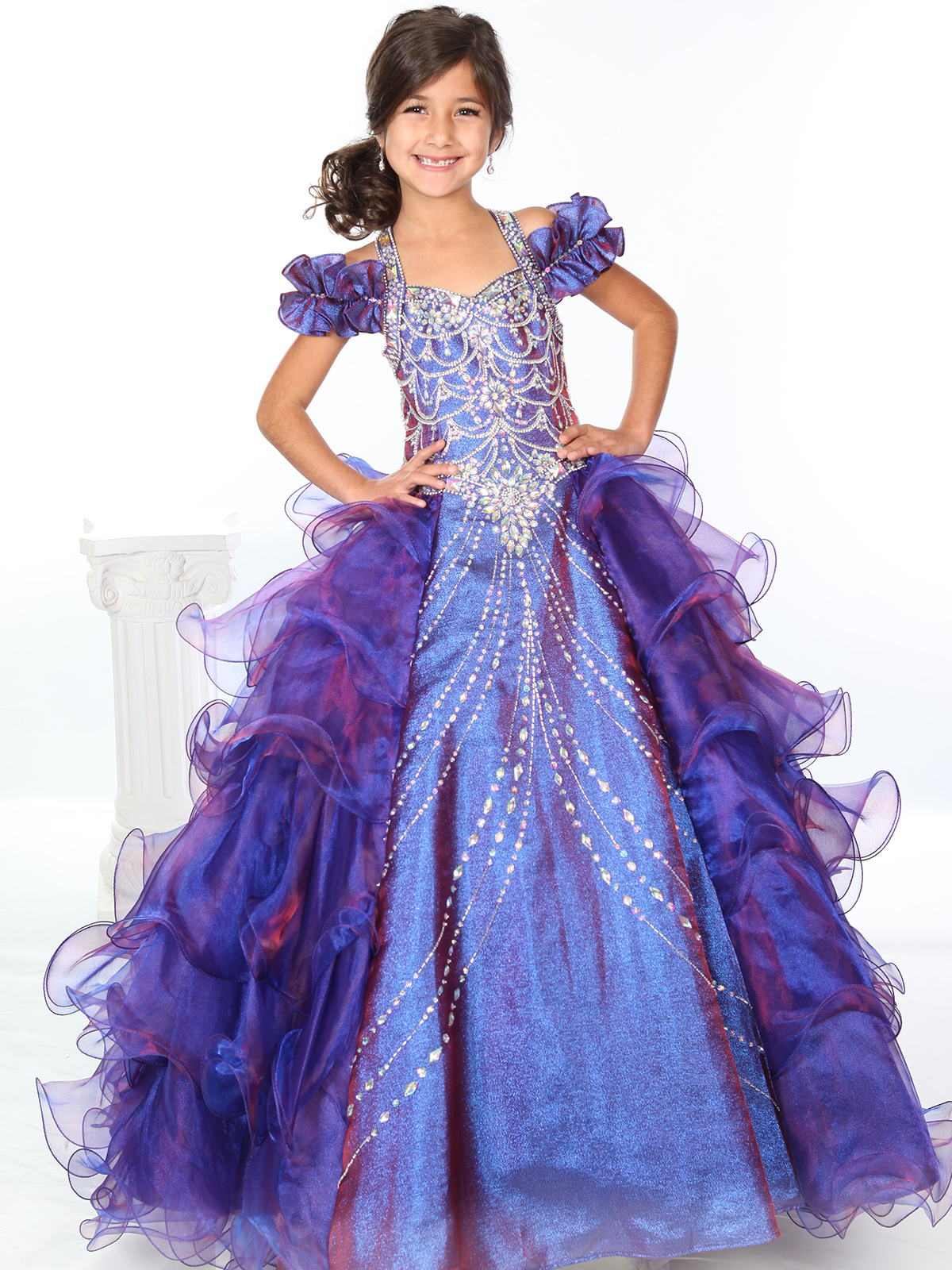 Unique Pageant Gowns
