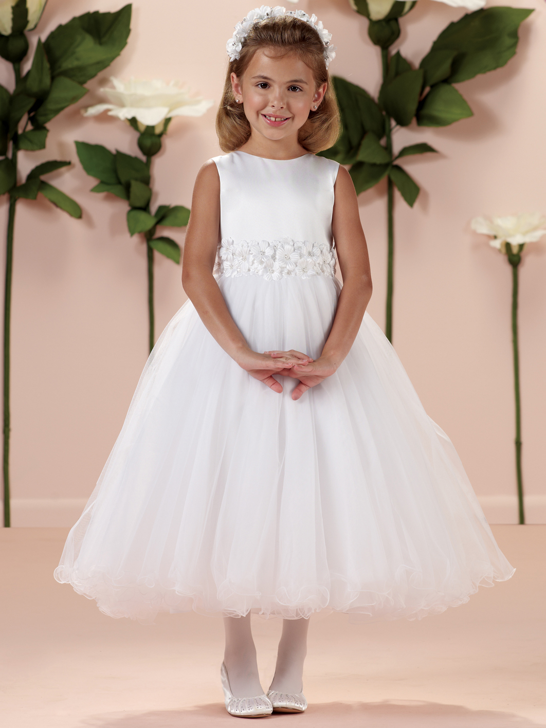 Joan Calabrese Special Occasion & Flower Girl Dresses ...