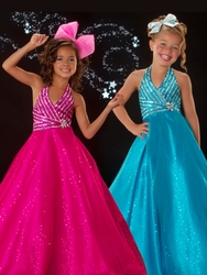 Sugar Pageant Dresses � As Candy-Colored and Sweet as their Name!