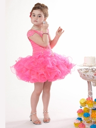 Tiffany Pageant Dresses for Girls: Cupcakes Never Looked So Cute!