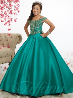de44169eba8c Tiffany Princess Winning Pageant Dresses for Girls