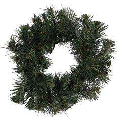 "12"" Norway<br>Pine Wreath"
