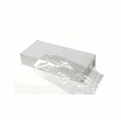 "4"" Cellophane<br>Boutonniere Bags <br>100/Box"