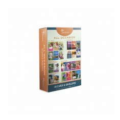48 Pack All Occasion <br>Cards w/ Message<br>and Scripture