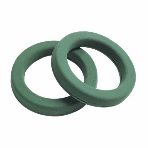 "8 1/2"" Ring Holders <br>OASIS Floral Foam <br>2/Package"