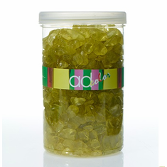 Crushed Glass Ice <br>Apple Green <br>46 oz