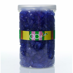 Crushed Glass Ice <br>Cobalt <br>46 oz
