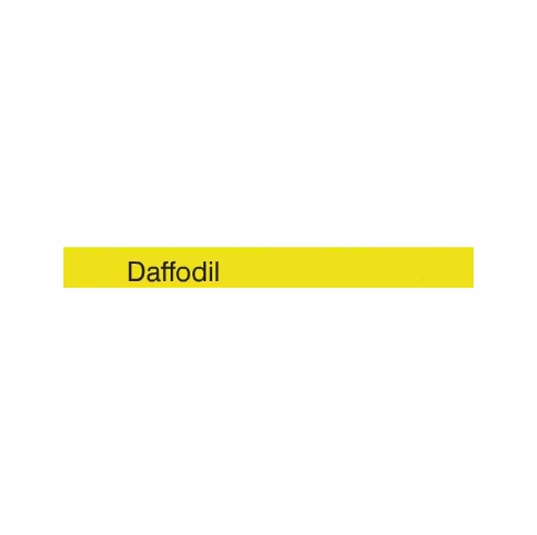 "Curling Ribbon <br>Daffodil <br>3/16"" x 500 yards"