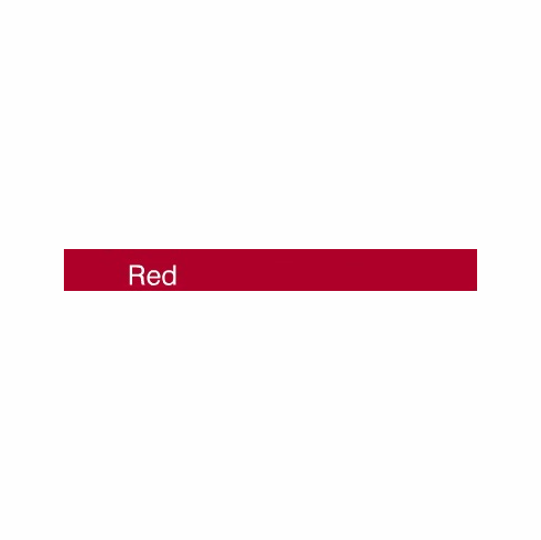 "Curling Ribbon <br>Red <br>3/16"" x 500 yards"