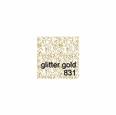 Design Master <br>Glitter Spray  5.5 oz. <br> Gold