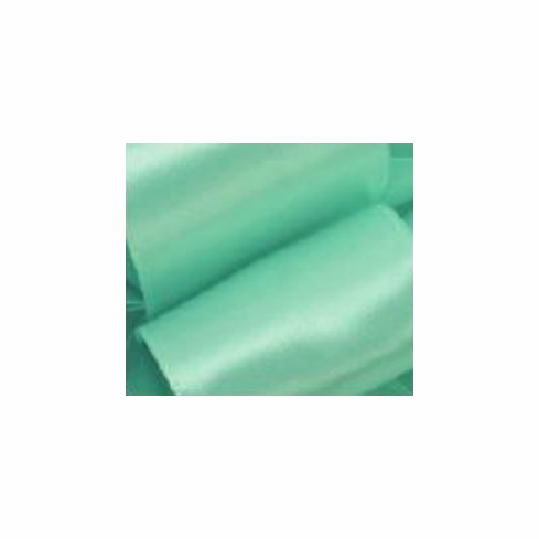 Double Faced Satin <br>Aqua <br>Assorted Sizes