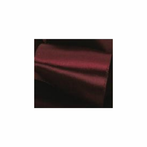 Double Faced Satin <br>Burgundy <br>Assorted Sizes