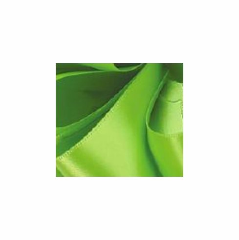 Double Faced Satin <br>Chartreuse <br>Assorted Sizes
