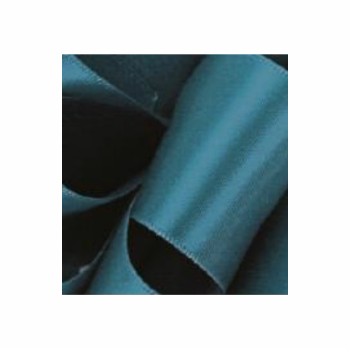 Double Faced Satin <br>Deep Teal <br>Assorted Sizes