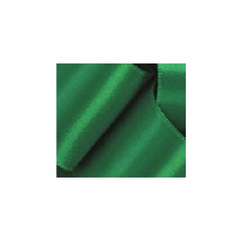 Double Faced Satin <br>Emerald <br>Assorted Sizes