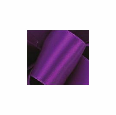Double Faced Satin <br>Purple <br>Assorted Sizes