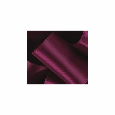 Double Faced Satin <br>Wine <br>Assorted Sizes