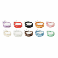 Fitz Design<br>Avery Flower Bracelet <br>Assorted Colors