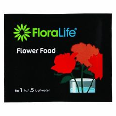 Floral Food & <br>Preservatives
