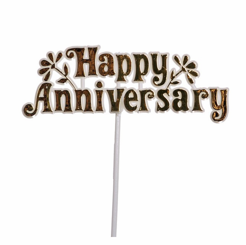 Happy Anniversary Pick <br>24/Package