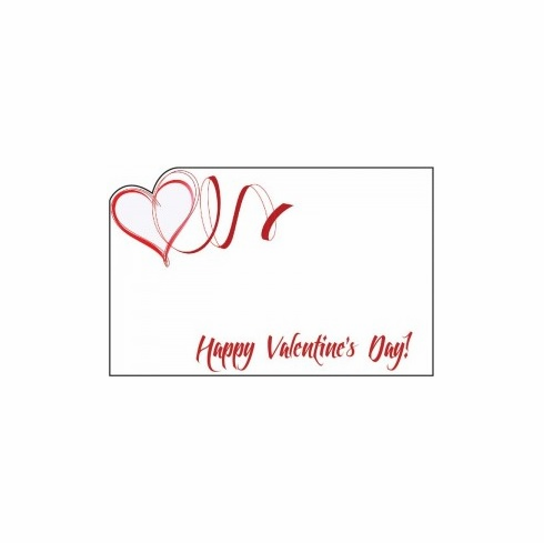 Happy Valentine's Day <br>Capri Cards