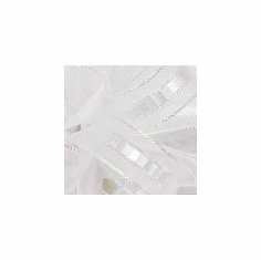 "Ilissa Ribbon <br>5/8"" x 25 Yards <br>White/Opal"