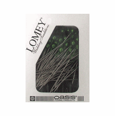 LOMEY® Corsage Pins <br>Apple Green
