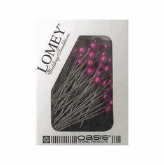 LOMEY® Corsage Pins <br>Strong Pink