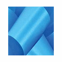 McGinley Mills <br>Satin Ribbon <br>Turquoise <br>Assorted Sizes