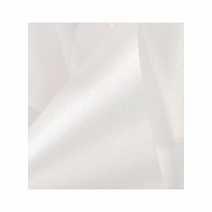 McGinley Mills <br>Satin Ribbon <br>White <br>Assorted Sizes