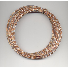 Oasis Diamond Wire   <br>32 ft. x 12 Gauge <br>Copper