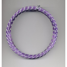 Oasis Diamond Wire   <br>32 ft. x 12 Gauge <br>Purple