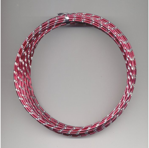 Oasis Diamond Wire   <br>32 ft. x 12 Gauge <br>Red