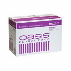 Oasis Floral Foam <br>Instant <br>48 Bricks/Case