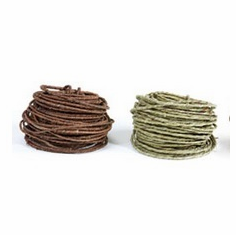 OASIS® Rustic Wire <br>Brown or Green