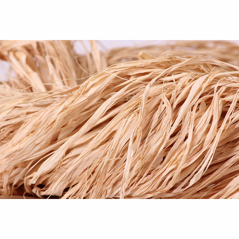 Raffia - Natural - 8 oz.