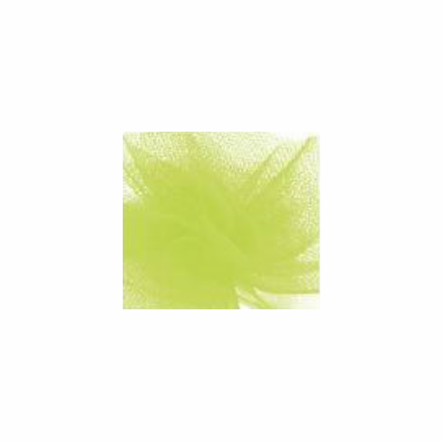 "Tulle - Lime <br>6"" x 25 Yard Roll"