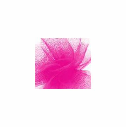 """Tulle - Strong Pink <br>6"""" x 25 Yard Roll"""