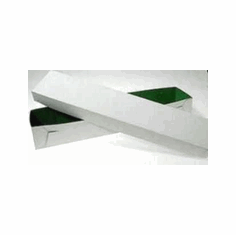 "White Cut Flower Box <br>24"" X 5"" X 3.5"" <br>50/Case"