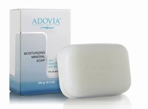 Adovia Dead Sea Salt Face & Body Soap