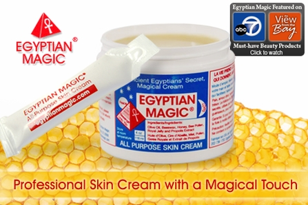 Egyptian Magic Cream on Sale from Cleopatra's Choice