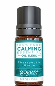 goPure CALM Essential Oil Blend - Proprietary Blend - 10ml