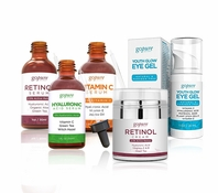 """goPure Complete """"Youth Glow"""" Facial Skin Care System"""