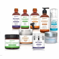 goPure Premium Youth Glow Skin Care System - Every Step Covered