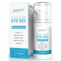 "goPure ""Youth Glow"" Eye Gel - 1oz"