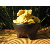 Yellow Shea Butter 10 lbs - FREE Shipping -  Unrefined & Raw