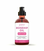 Rosehip Oil - Rosehip Seed Oil with Pump by goPure Beauty